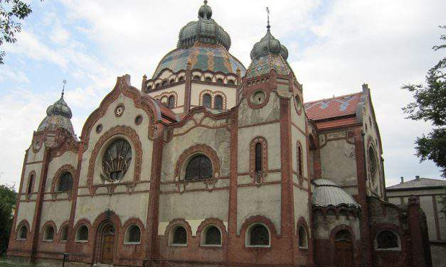 The Subotica synagogue gets financial help from Hungary