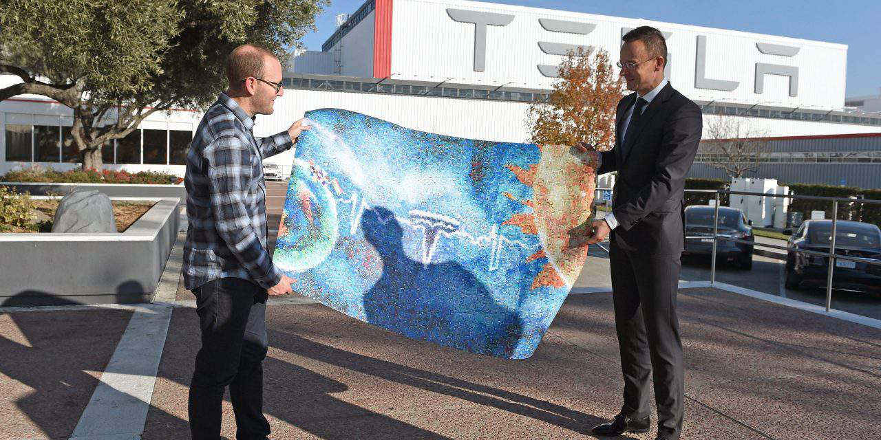 Hungary to be put on Tesla's map of countries seriously concentrating on the automotive industry?