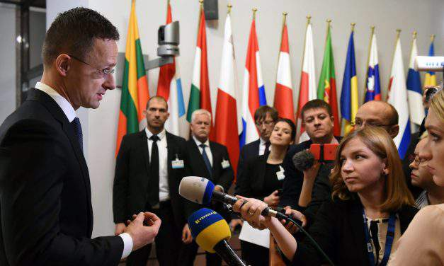 Foreign Minister:  EU confirms Hungarian view on Ukraine education law