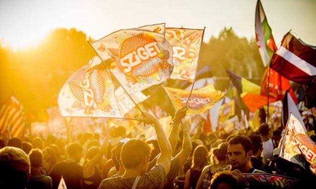Hungarian Sziget festival receives illustrious international award