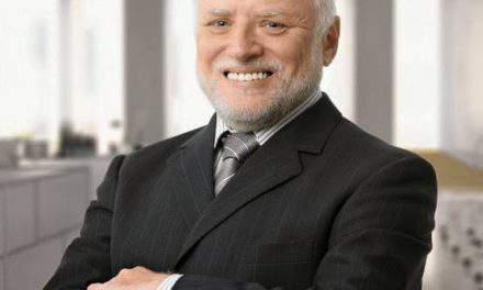 Hide the pain Harold, the Hungarian internet sensation