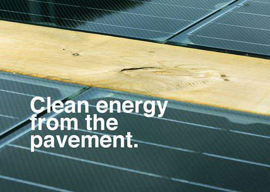 Hungarian solar cell pavements for charging electric cars