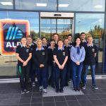 Wage increase for Aldi employees