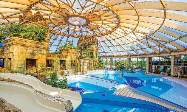 Hungarian success at international spa awards