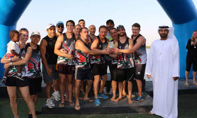The dragon hunter who wants to fly high – the success of a Hungarian sportsman in Dubai
