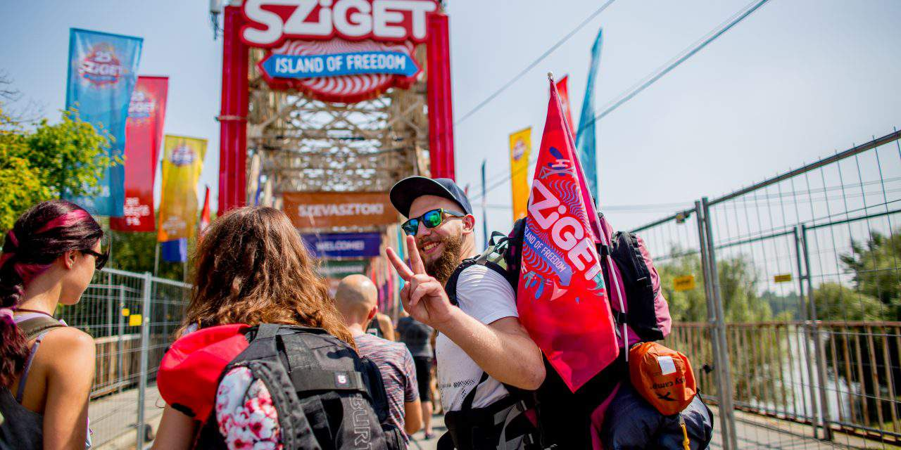All the practical information you need before heading to SZIGET 2018