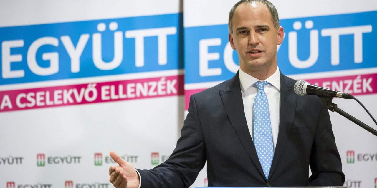Együtt elects Viktor Szigetvári PM candidate