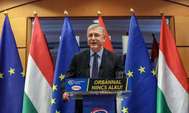 Former Hungarian PM Gyurcsány slams Orbán's cabinet as 'immoral mafia'