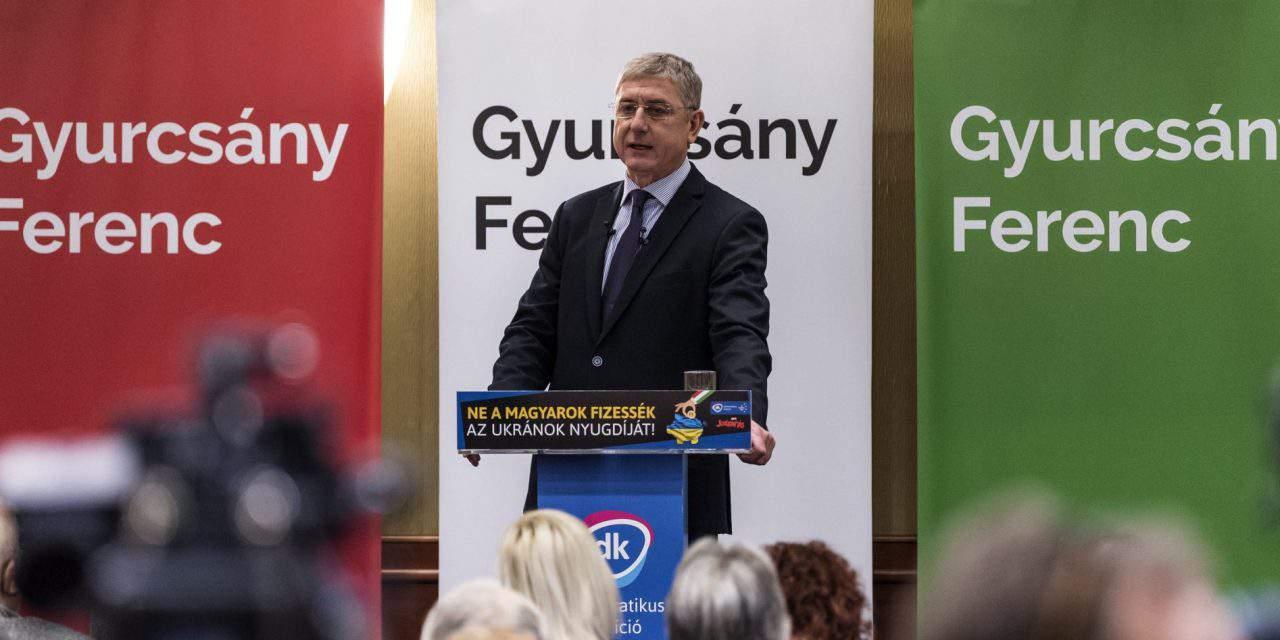 DK launches signature drive to scrap Ukrainians' eligibility for Hungary pension
