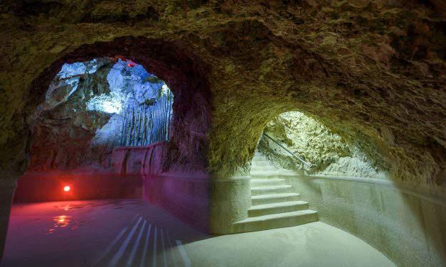 Cave Bath of Miskolctapolca renewed – PHOTOS