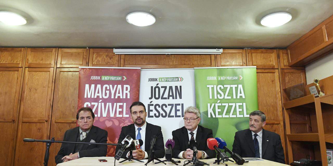 Vona: 'Jobbik wants to win election alone'