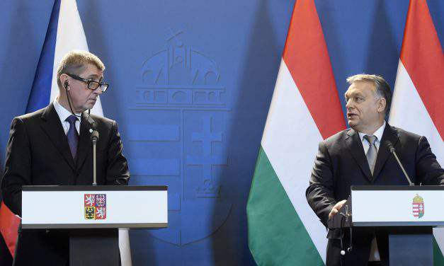 Orbán meets Babis for bilateral talks in Budapest