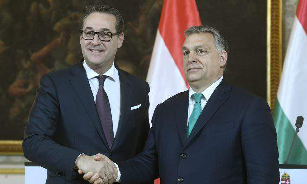 Security cooperation initiated between Austria and Hungary