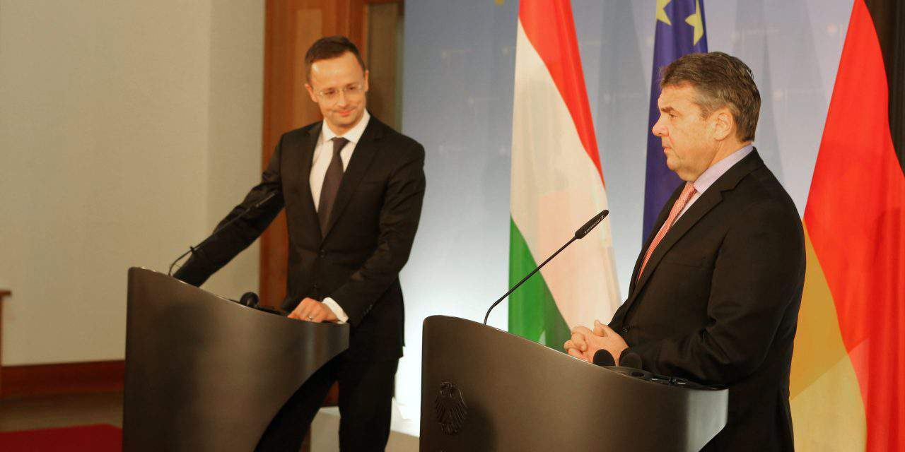 Hungarian FM: V4, Germany must cooperate to make Europe strong again