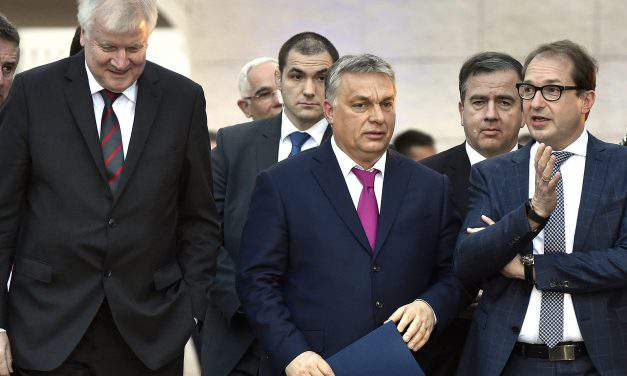 'Hungary didn't want migrants, Germany did' – German Bild's interview with Orbán