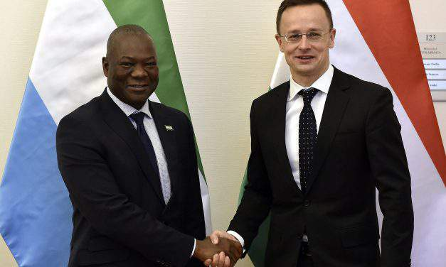 Economic cooperation signed with Sierra Leone