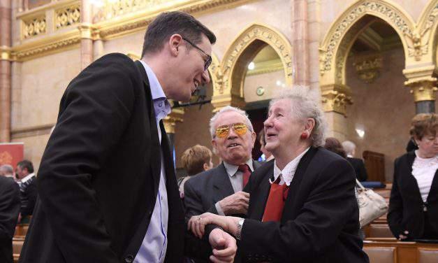 Leftist PM candidate Karácsony urges creation of 'homeland based on cooperation'