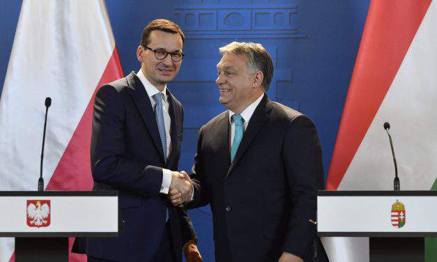 Viktor Orbán: Hungary stands by Poland
