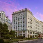 The Ritz-Carlton Budapest hotel