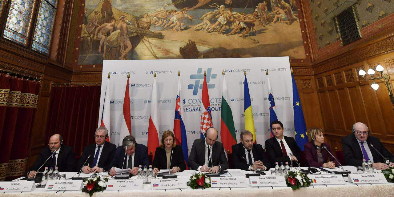 Visegrád Group, Croatia farm ministers adopt joint statement on new CAP