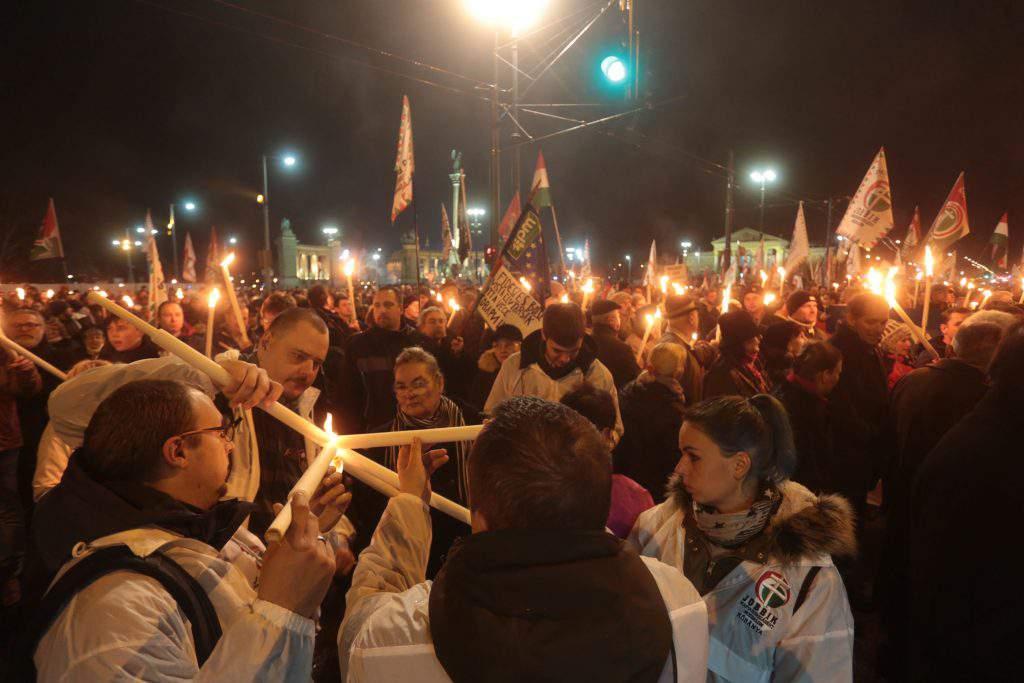 Fidesz's victory