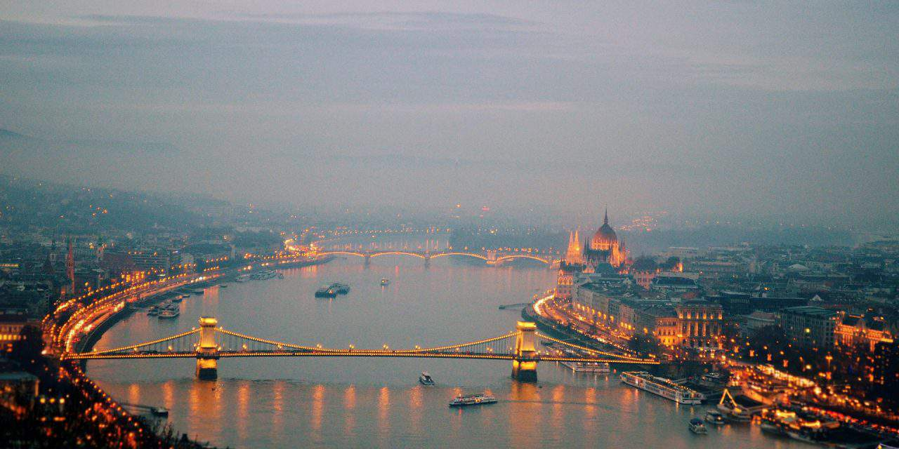 Budapest, one of the most romantic holiday destinations for couples