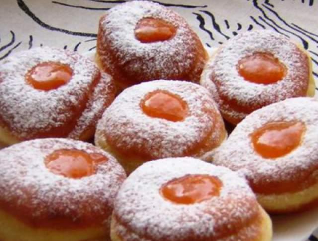 doughnut fánk