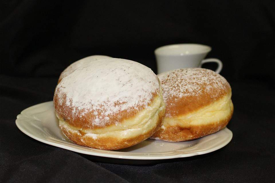 Recipe of the week: carnival doughnut