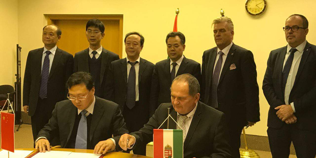 China finds Budapest and ideal target of investment