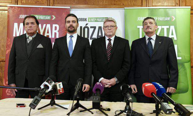 Jobbik to field candidates in all constituencies