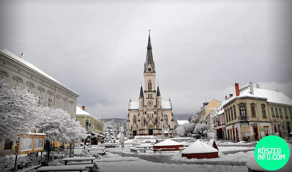 The ultimate Hungarian destination to enjoy the snow