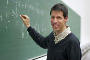 Hungarian mathematician has a shot at Nobel Prize