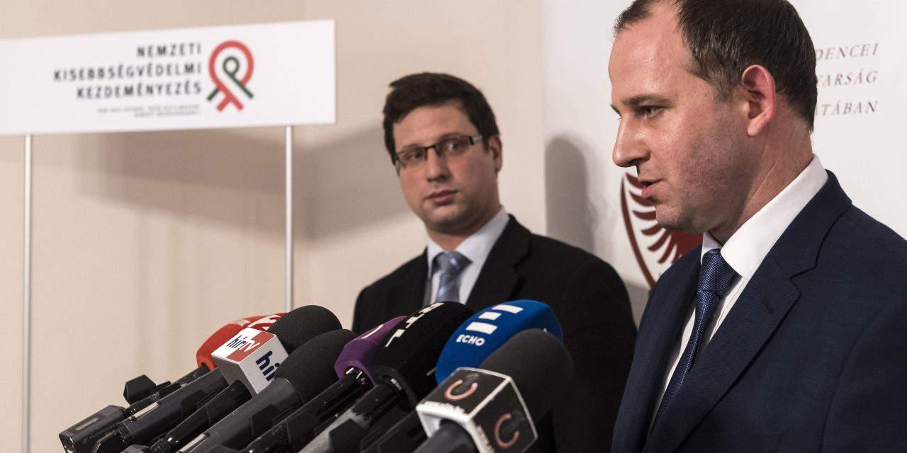 Fidesz signs European minority protection initiative