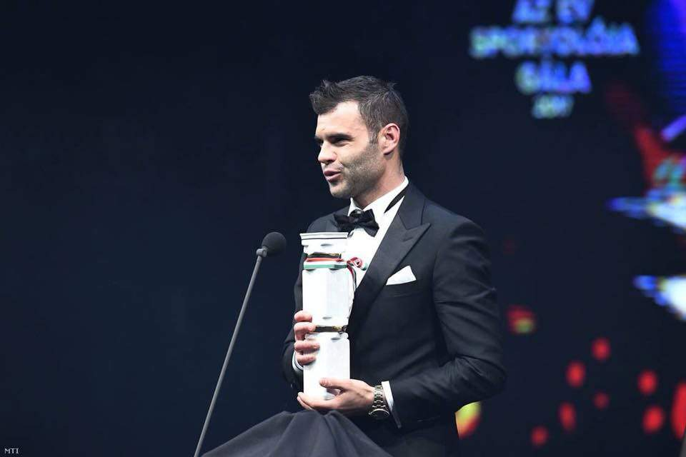 Nemanja Nikolic chosen as the football player of the year