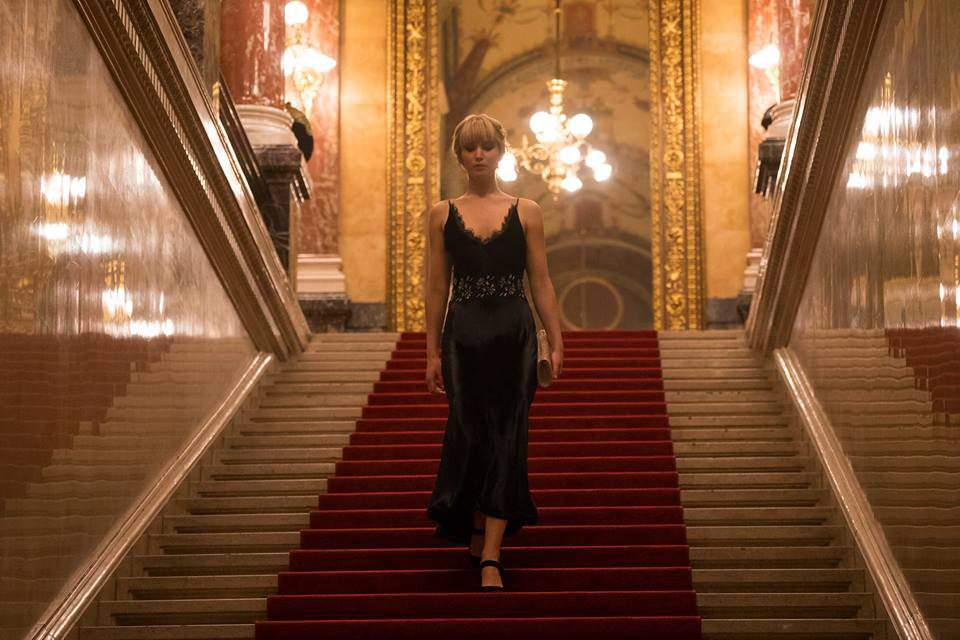 Familiar Budapest venues in the trailer of Jennifer Lawrence's new movie