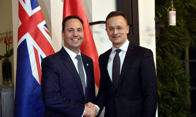 Foreign minister: Cooperation with Australia helps increase V4 competitiveness
