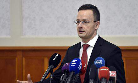Hungarian FM: Hungary has not accepted any migrants