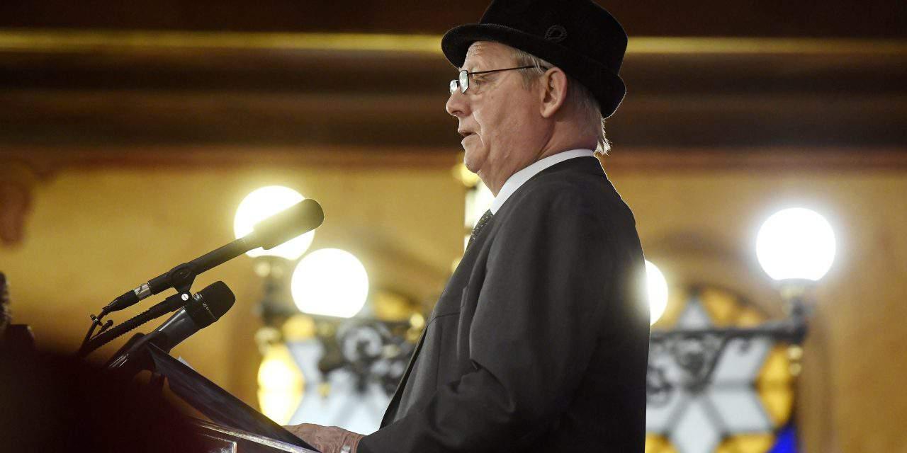 Budapest Mayor marks 73rd anniversary of liberation of Budapest ghetto