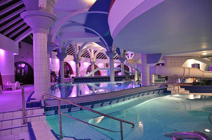 Hungarian people's choice – the best thermal baths