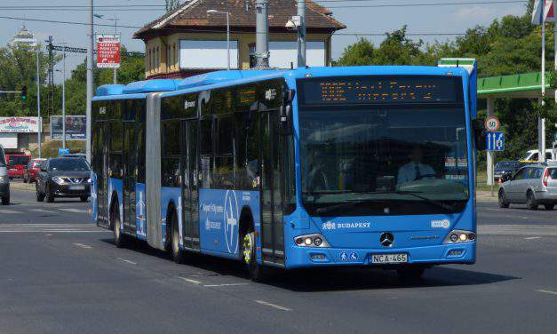 Budapest 200E Airport bus to operate all night