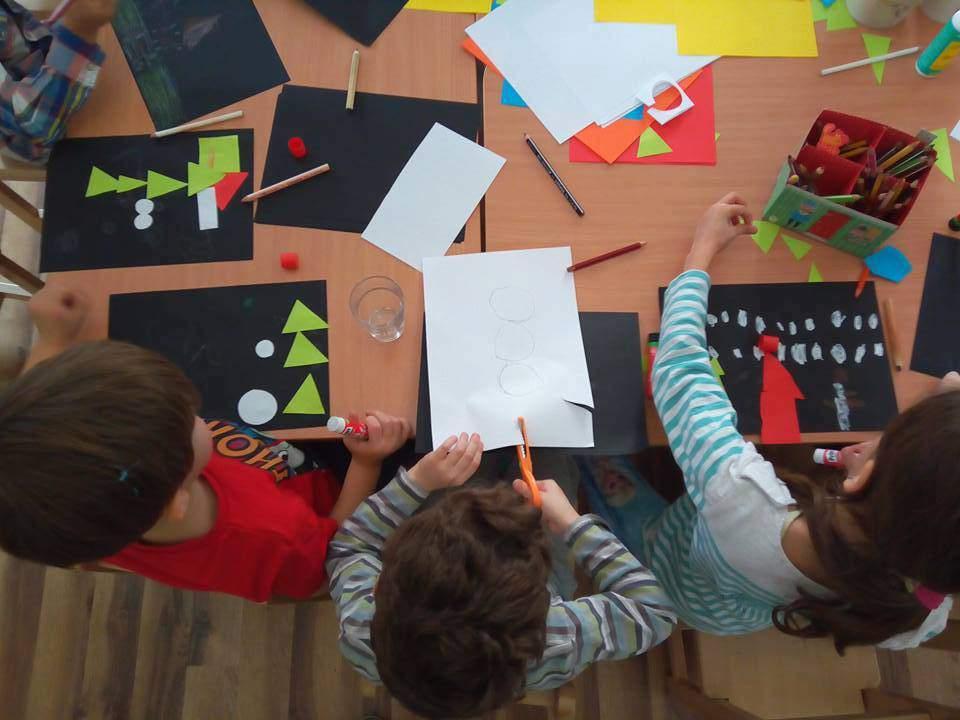 class classroom children osztály gyerekek crafts creative kreatív