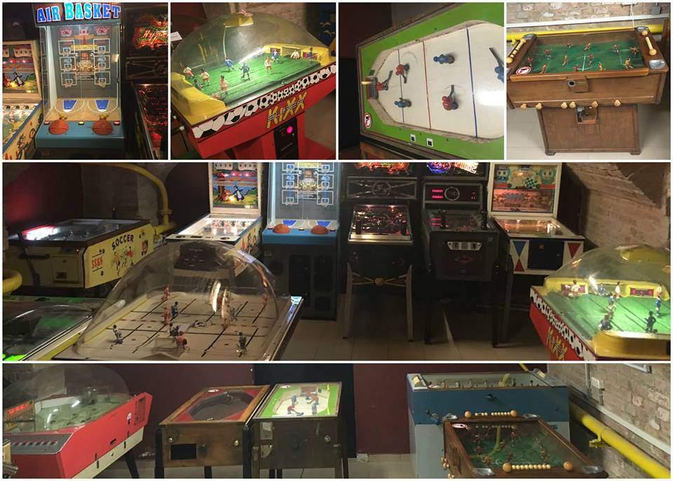 Budapest Pinball Museum Flippermúzeum