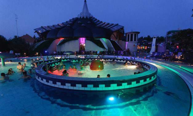 Hagymatikum as Europe's best family bath