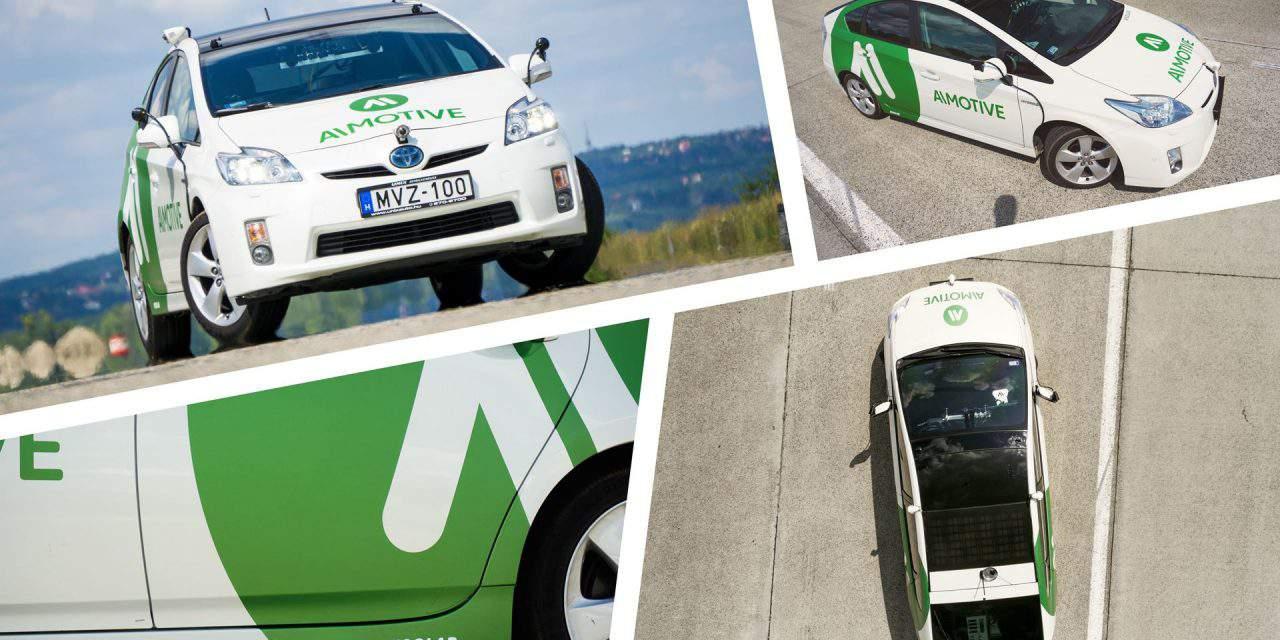 Hungarian autonomous cars caught attention in Las Vegas