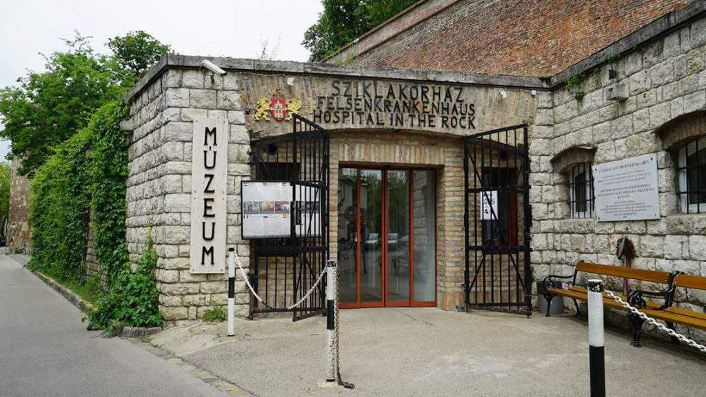 Sziklakórház Museum Hospital in the Rock