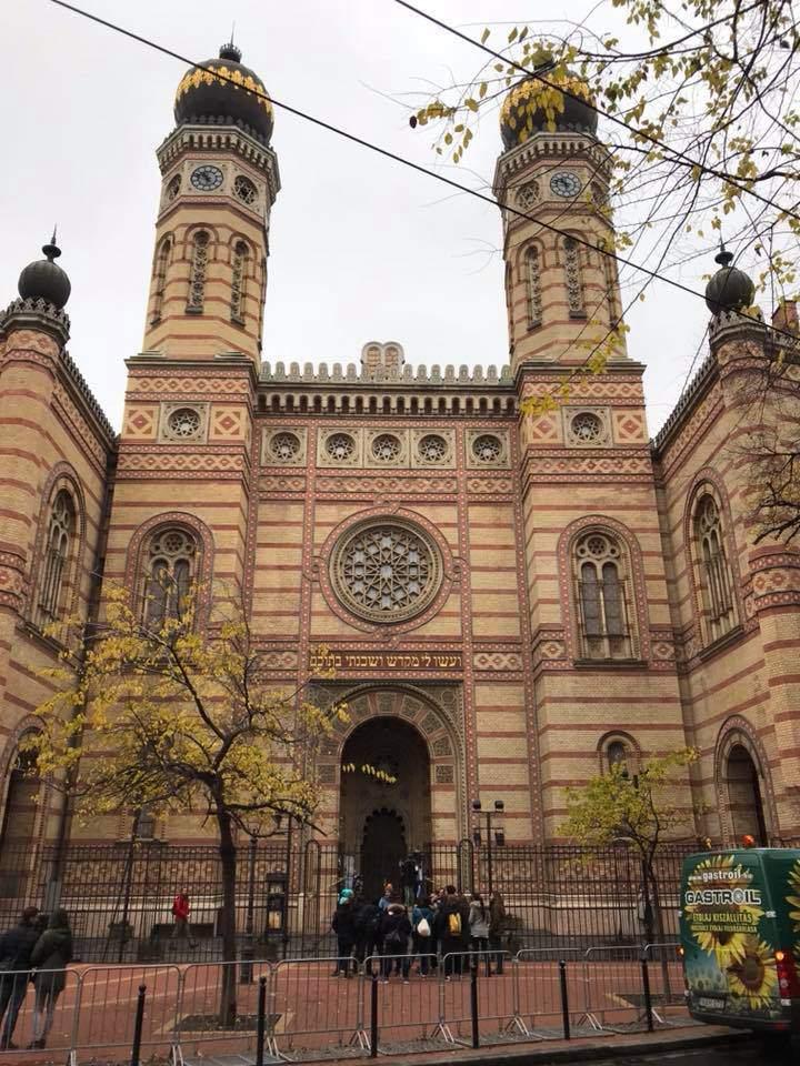 Dohány utca zsinagóga synagogue