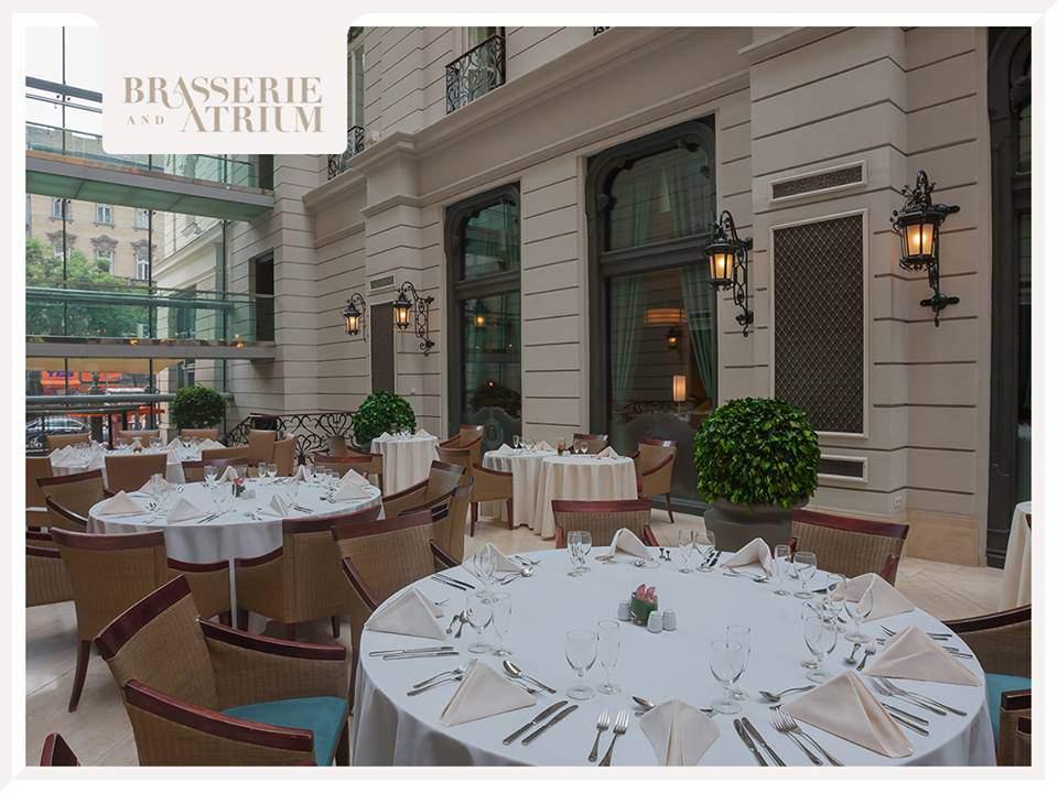 Brasserie & Atrium Restaurant étterem