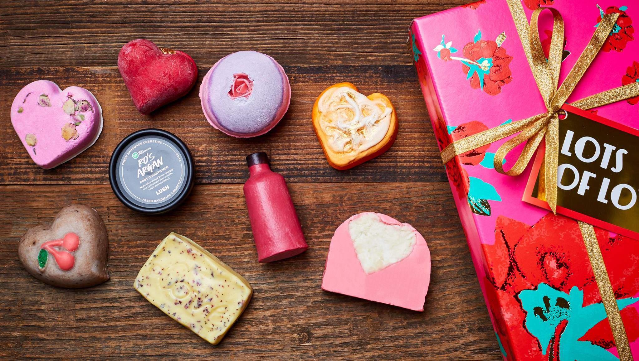 cosmetics soap kozmetikus szappan LUSH