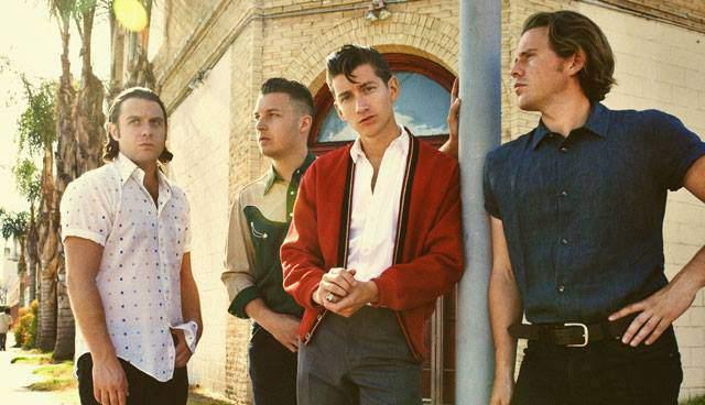 Arctic Monkeys will join Sziget headliners in 2018