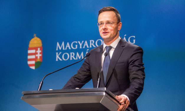 Hungarian FM protests against EU attitude at UN talks on migration